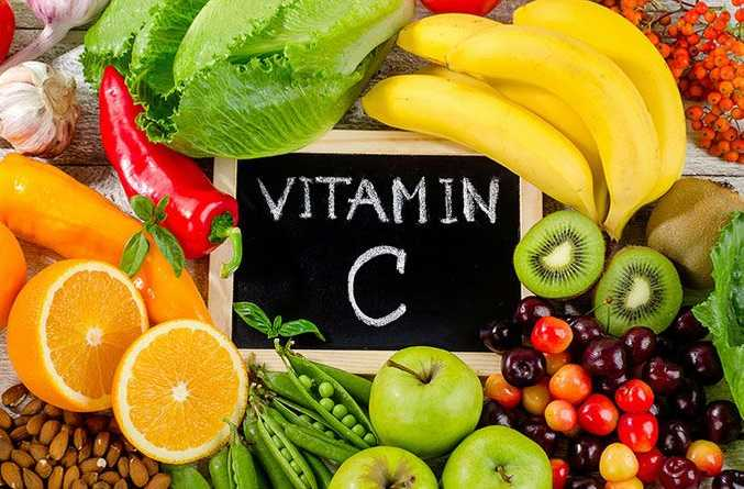 vitamin C will help your immune system