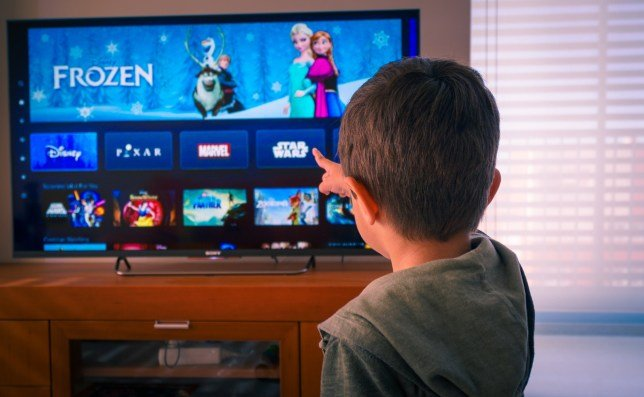 Disney+ is a great option for kids that are bored at home