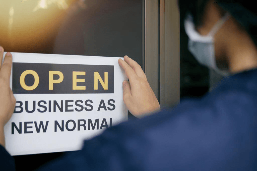 business, reinventing business during lock-down and the coronavirus